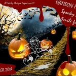 Spooky 5K Run October 20th starting at 6:30 PM at Hanson Hills!!