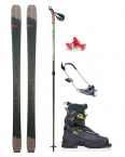ROSSIGNOL BC 120 WAXBASE BACKCOUNTRY SKI PACKAGE- 20/21-call for availability