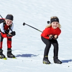 Junior Cross Country Skis